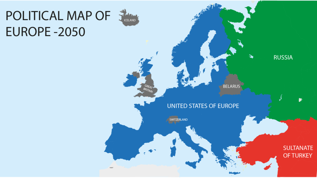 Europe 2050 A Glimpse Into The Future Of Brexit